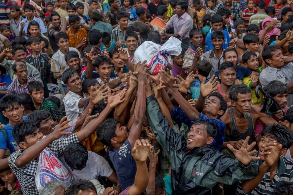 Arakanlı Mülteciler: Yas tutmaya zamanı olmayanlar 10