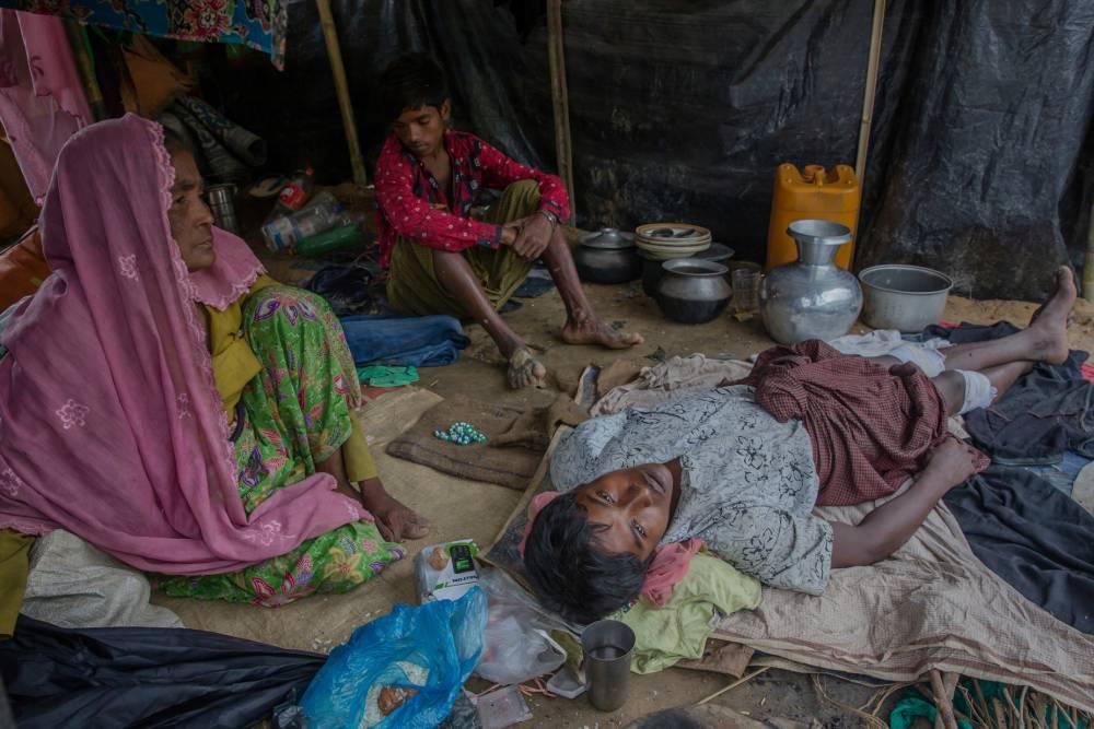 Arakanlı Mülteciler: Yas tutmaya zamanı olmayanlar 11
