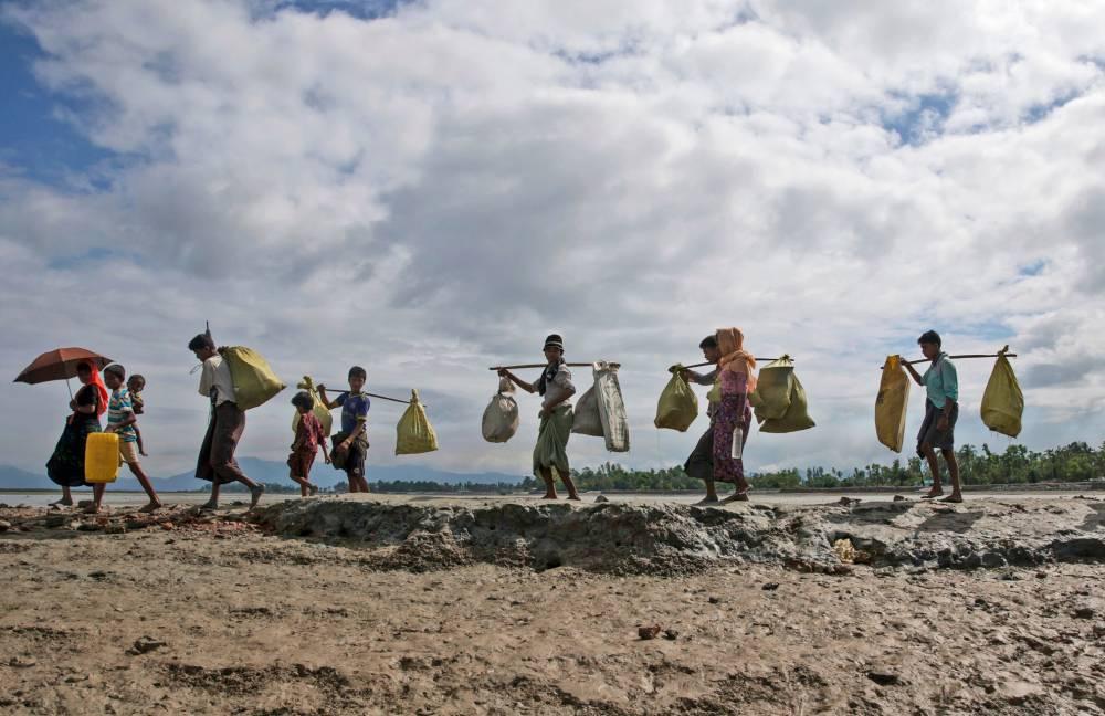Arakanlı Mülteciler: Yas tutmaya zamanı olmayanlar 4