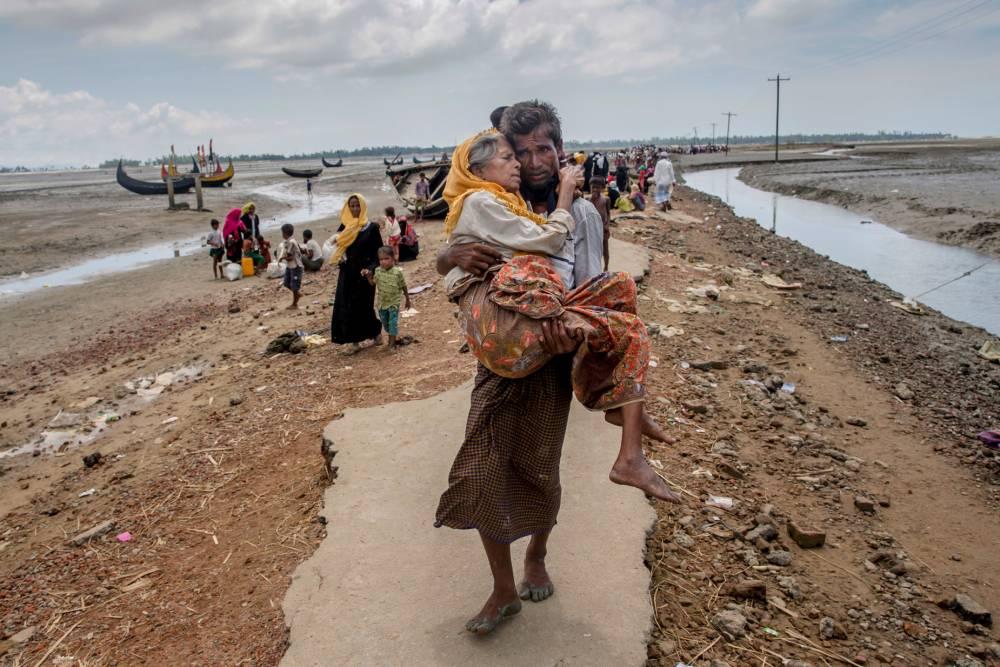 Arakanlı Mülteciler: Yas tutmaya zamanı olmayanlar 5