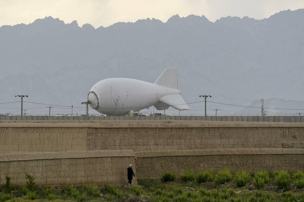 Bagram Hava Üssü'nde ABD'den geriye kalanlar 16