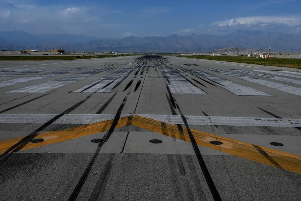 Bagram Hava Üssü'nde ABD'den geriye kalanlar 20