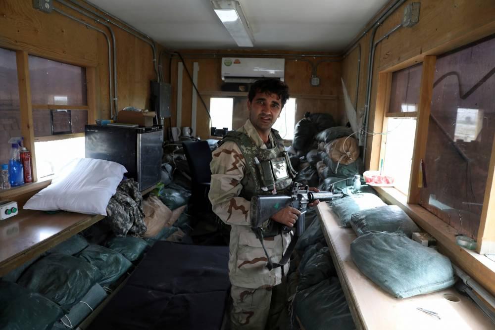 Bagram Hava Üssü'nde ABD'den geriye kalanlar 3