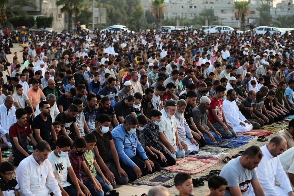 İslam dünyası bayram namazında buluştu 10