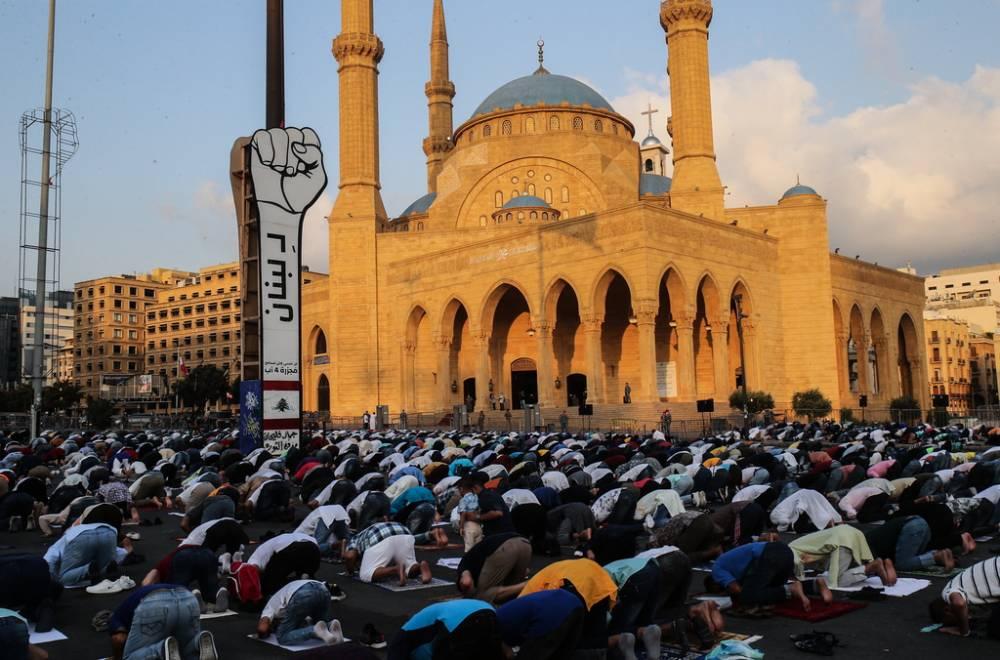 İslam dünyası bayram namazında buluştu 6