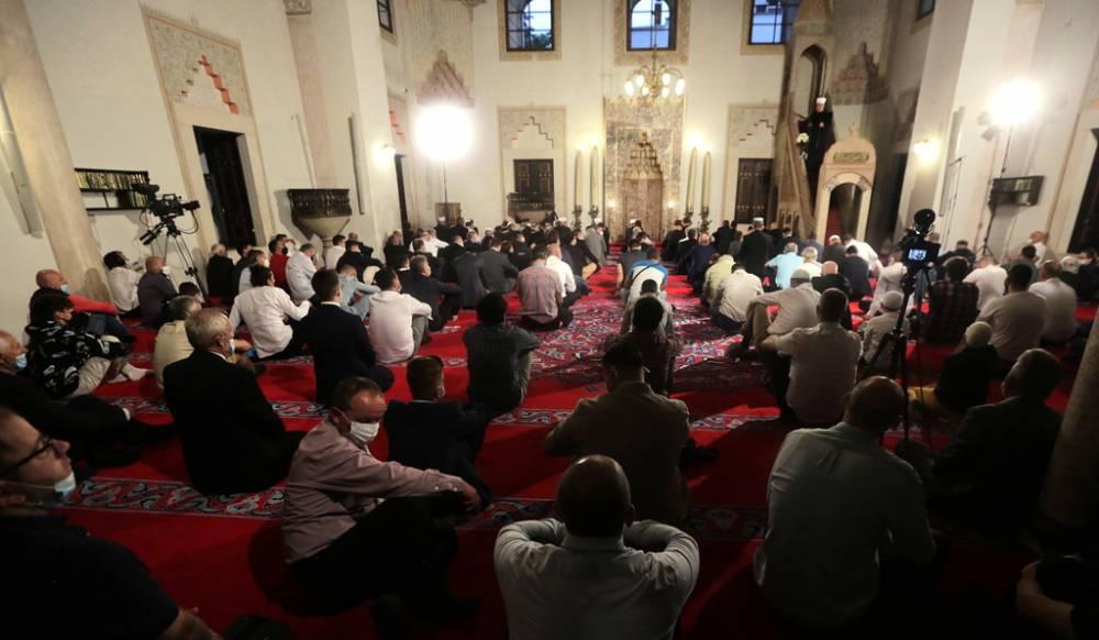 İslam dünyası bayram namazında buluştu 8