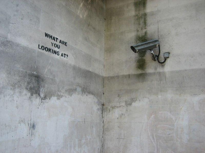 """""""Gerilla Artist"""" Banksy 14"""