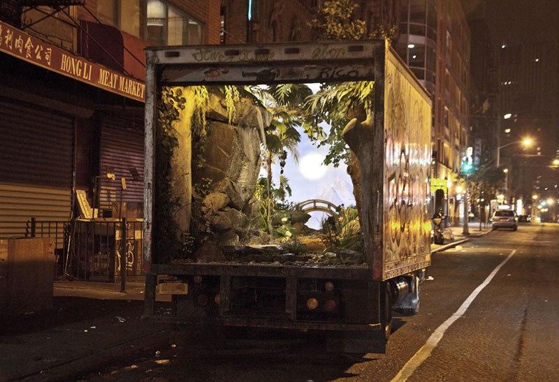 """""""Gerilla Artist"""" Banksy 23"""