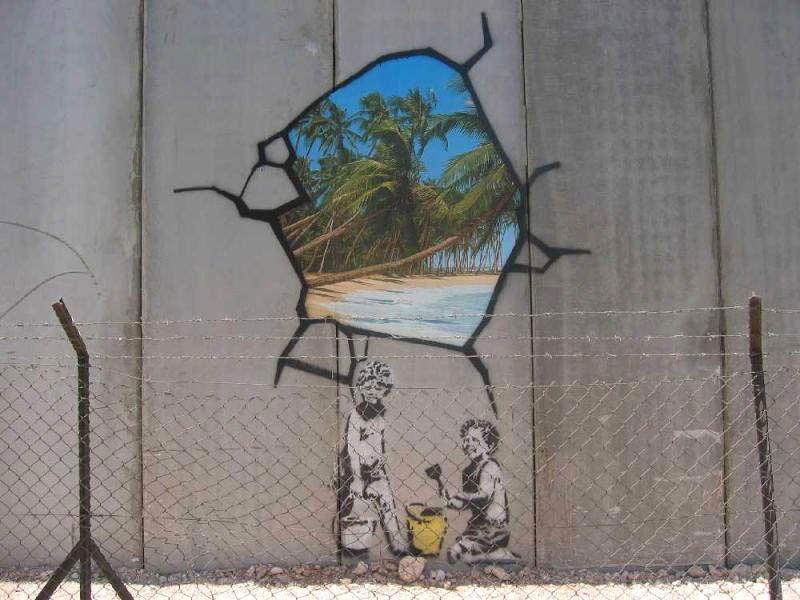 """""""Gerilla Artist"""" Banksy 27"""