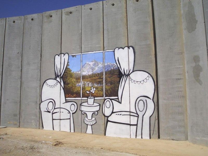 """""""Gerilla Artist"""" Banksy 30"""