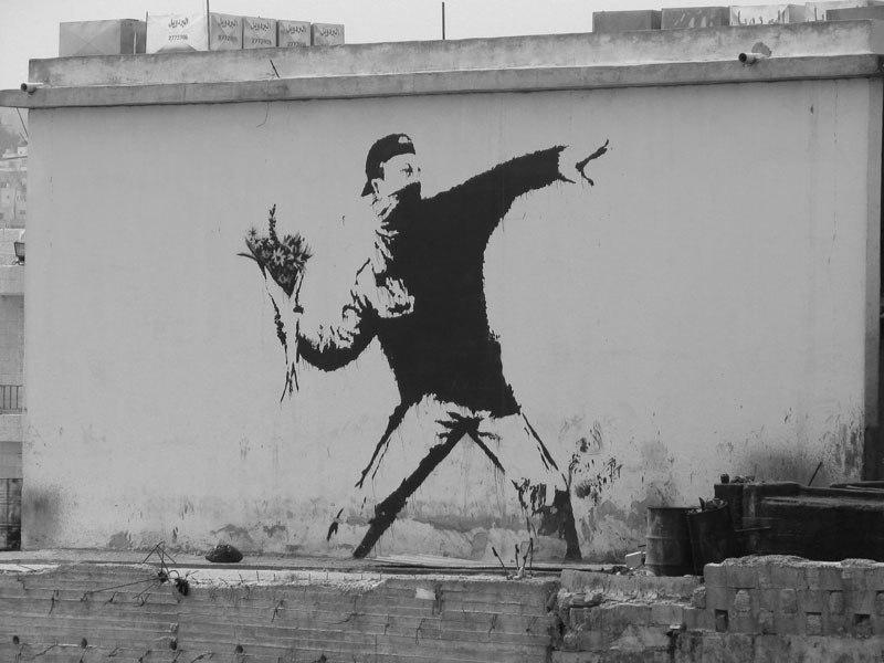"""""""Gerilla Artist"""" Banksy 33"""
