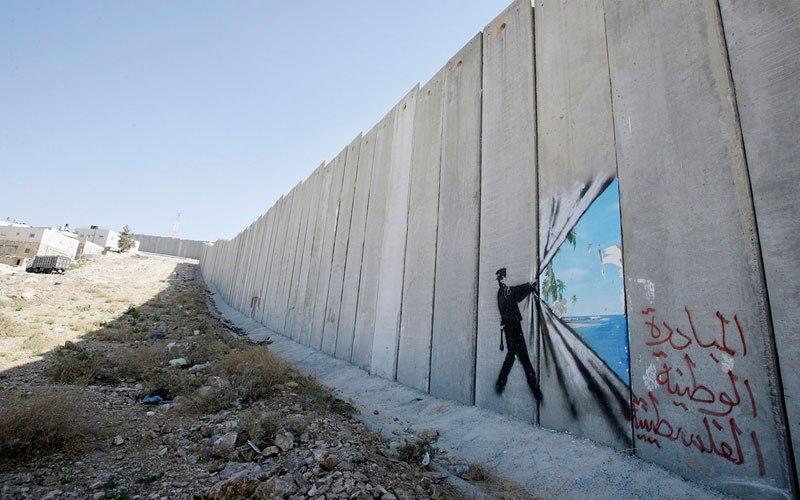 """""""Gerilla Artist"""" Banksy 36"""