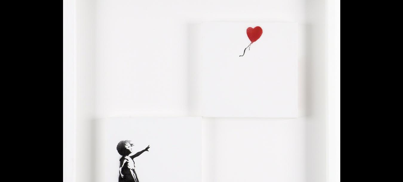 """""""Gerilla Artist"""" Banksy 39"""