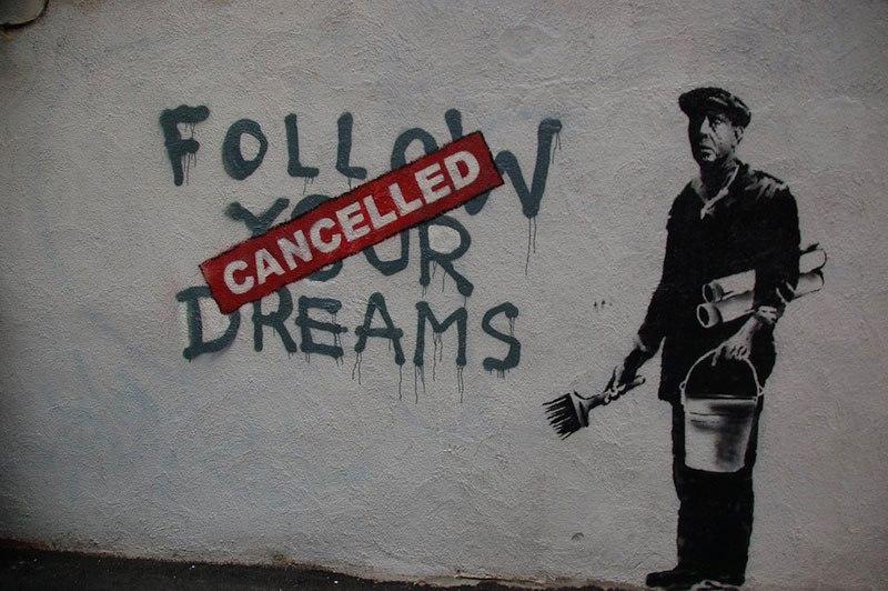 """""""Gerilla Artist"""" Banksy 5"""