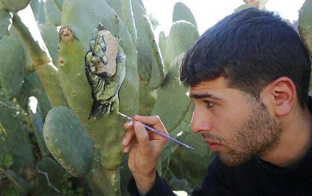 Filistin'i Kaktüslere Resmetmek 2