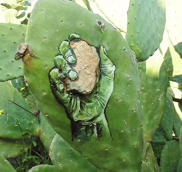 Filistin'i Kaktüslere Resmetmek 6