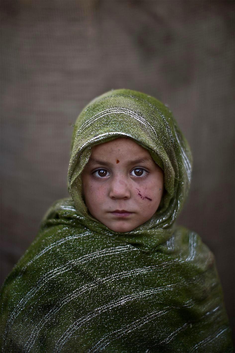 Savaşın Acısı Onların Gözlerinde 4