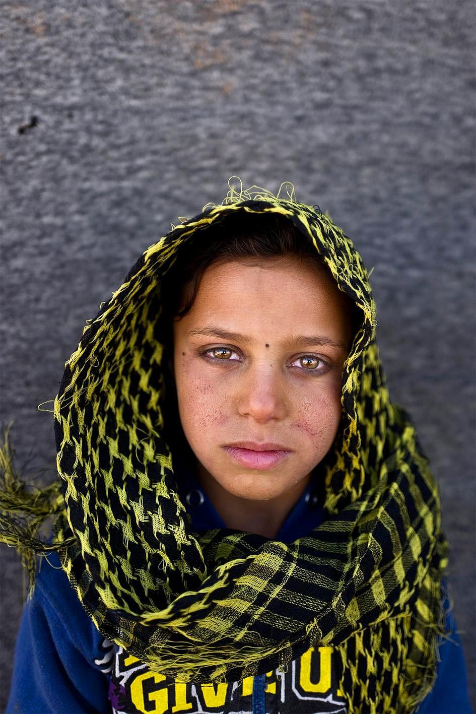Savaşın Acısı Onların Gözlerinde 6