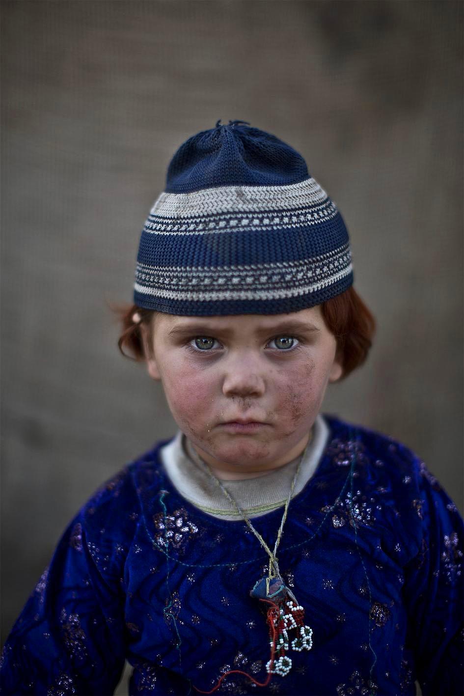 Savaşın Acısı Onların Gözlerinde 8