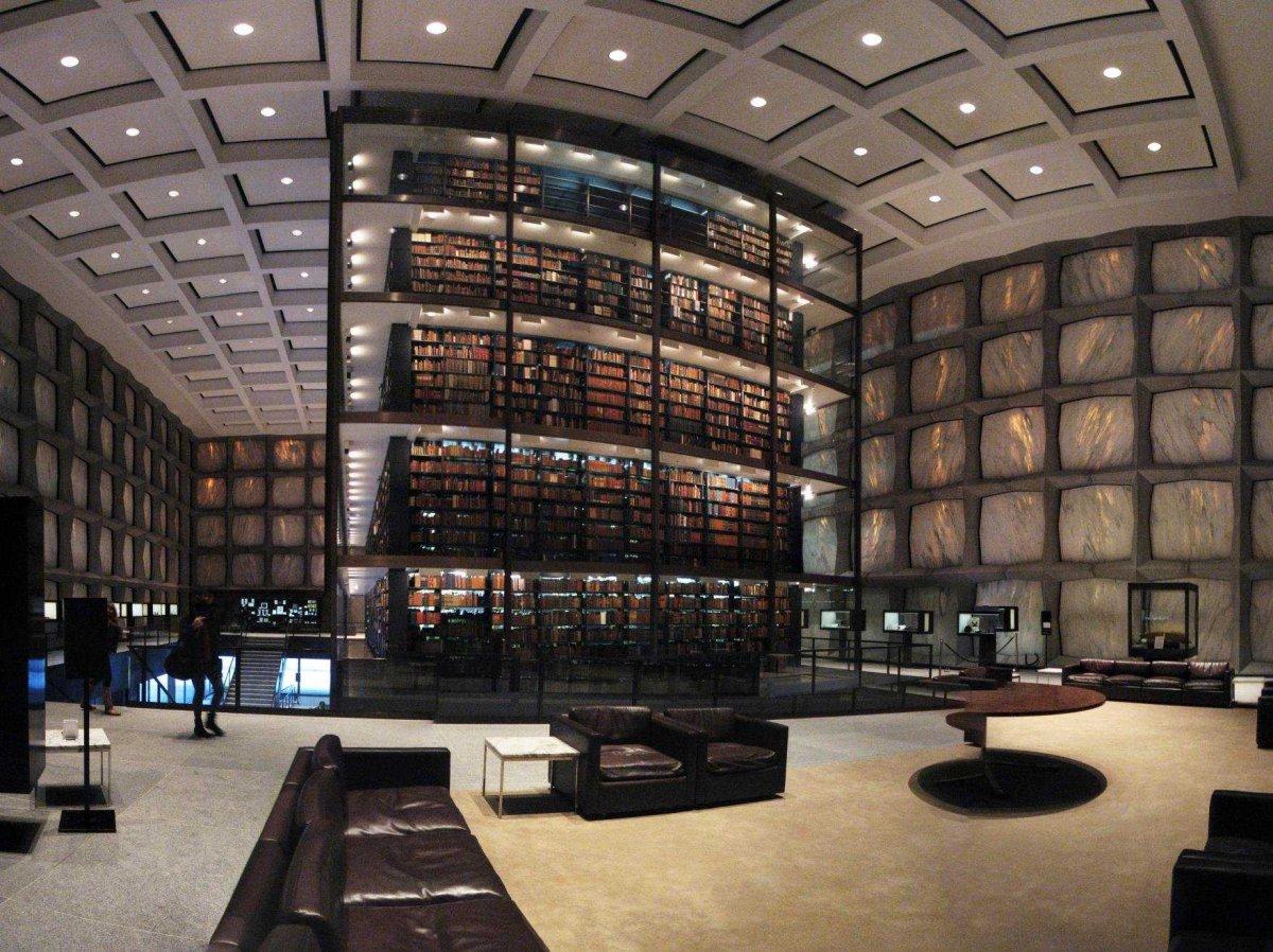 Dünyanın en büyük kütüphaneleri 10
