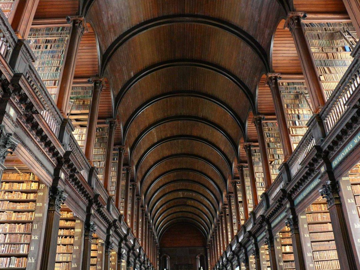 Dünyanın en büyük kütüphaneleri 12