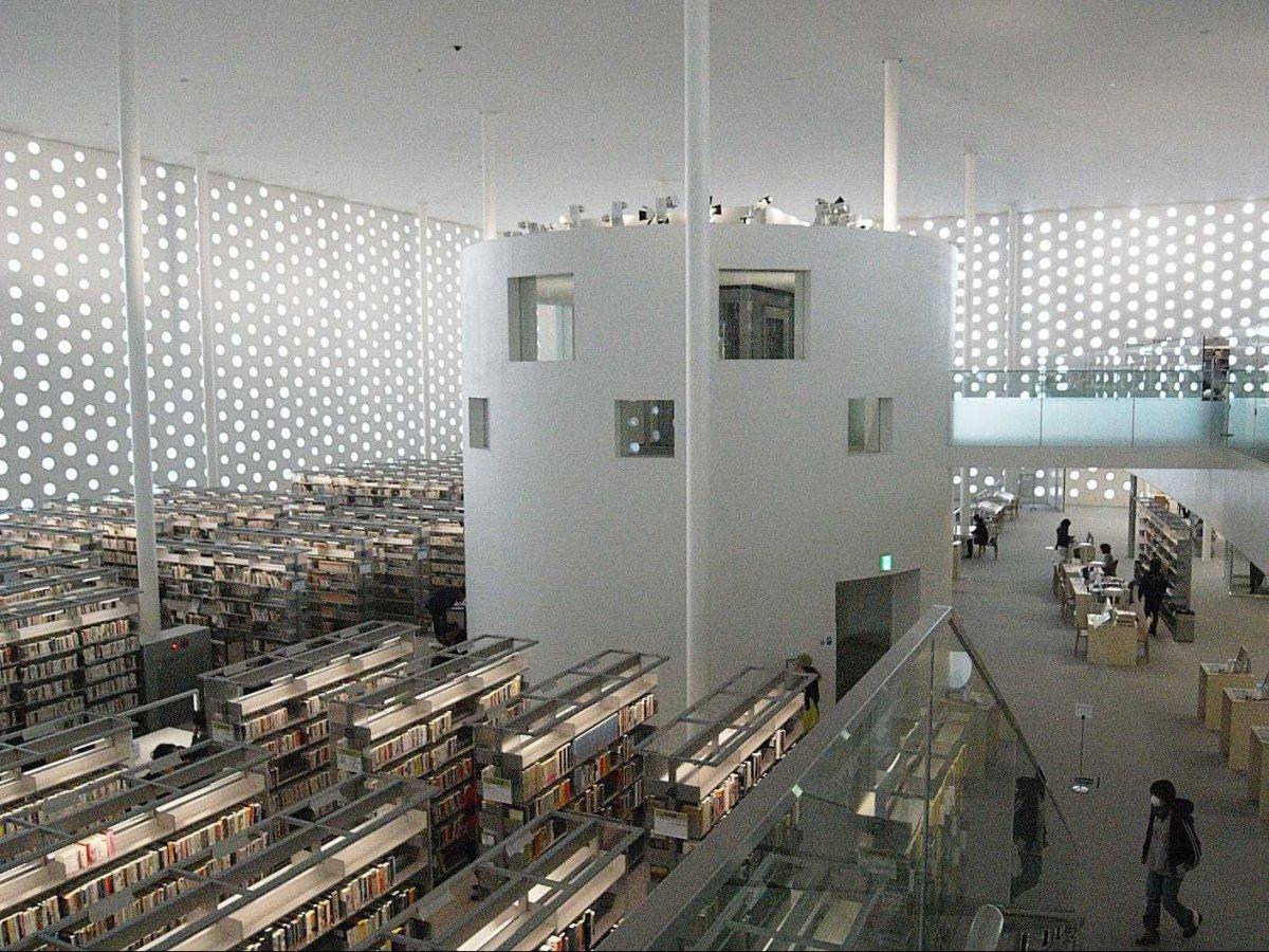 Dünyanın en büyük kütüphaneleri 15