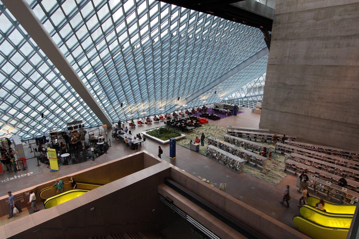 Dünyanın en büyük kütüphaneleri 17