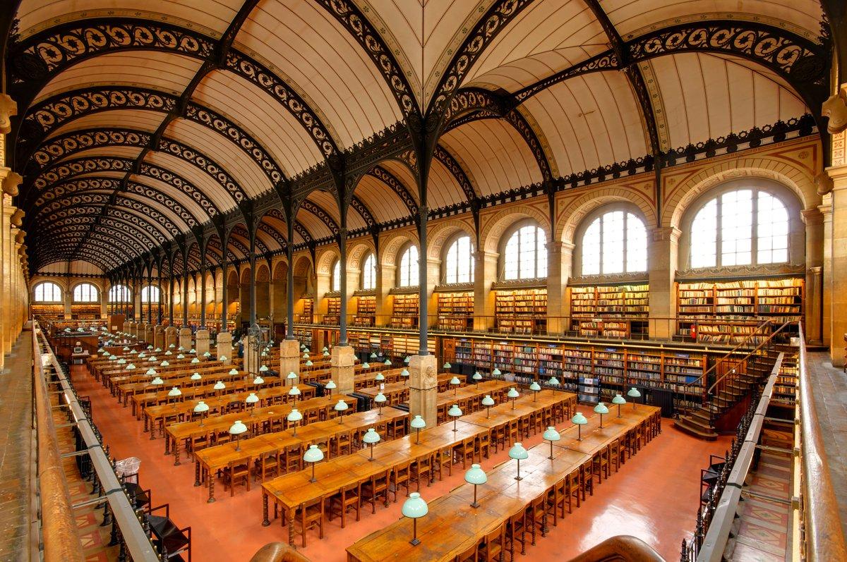 Dünyanın en büyük kütüphaneleri 18