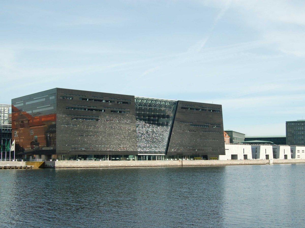 Dünyanın en büyük kütüphaneleri 3