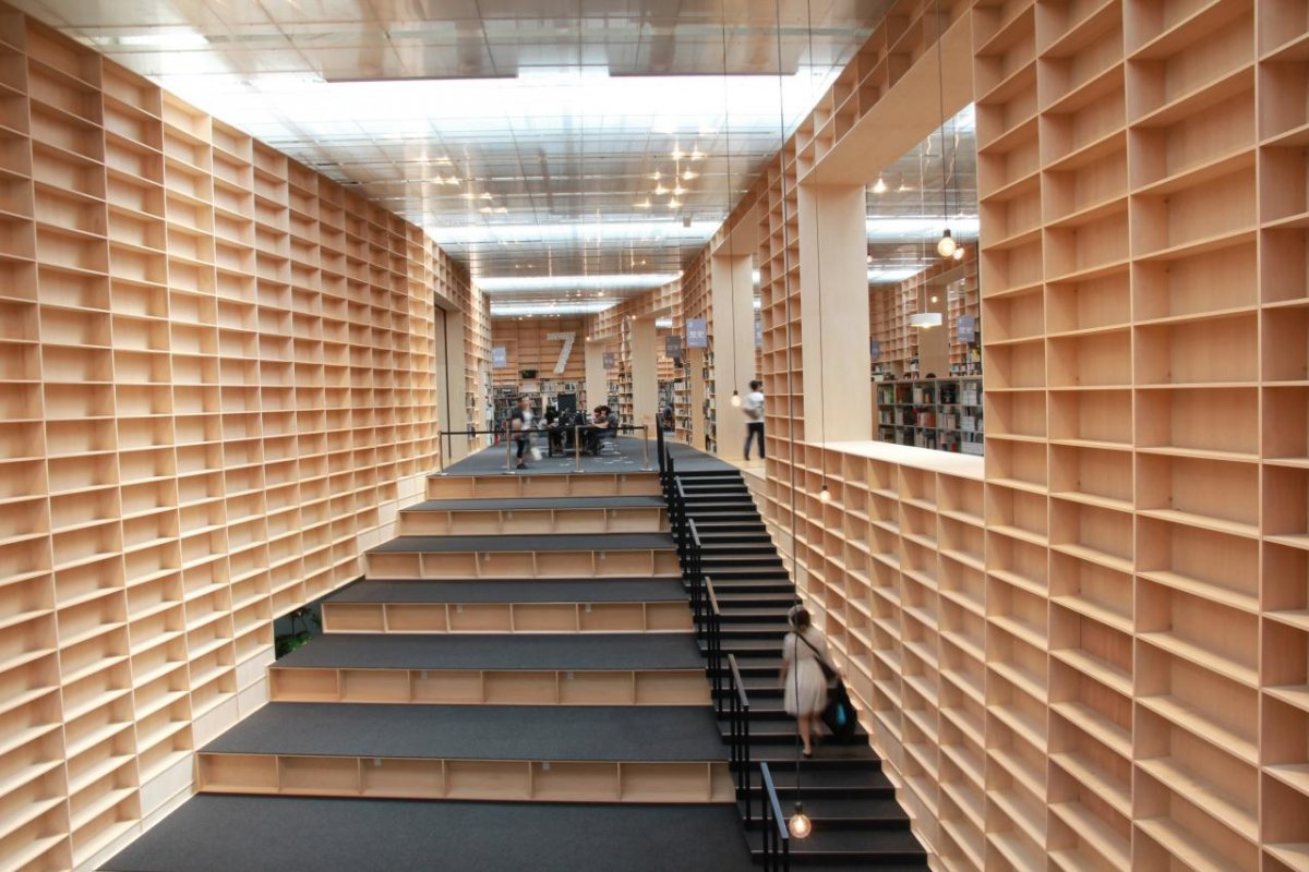 Dünyanın en büyük kütüphaneleri 4