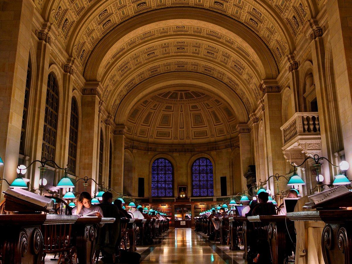 Dünyanın en büyük kütüphaneleri 5