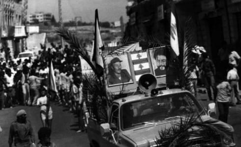 Lübnan İç Savaşı 1975-1990 2