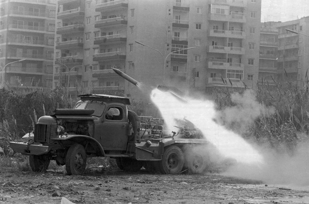 Lübnan İç Savaşı 1975-1990 3