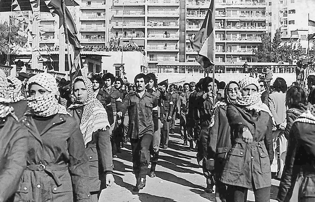 Lübnan İç Savaşı 1975-1990 4