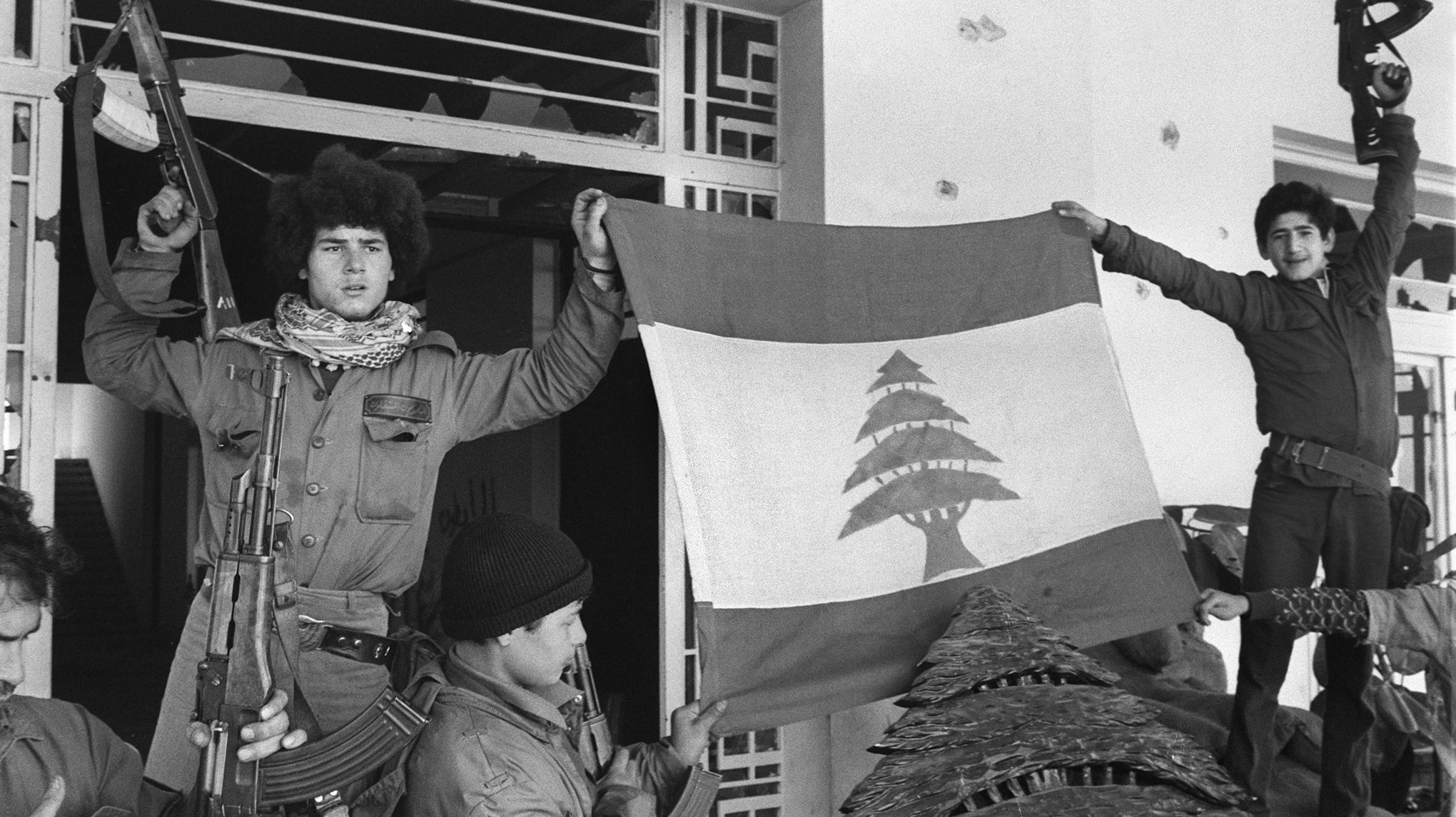 Lübnan İç Savaşı 1975-1990 6