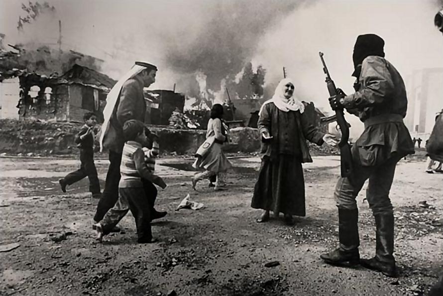 Lübnan İç Savaşı 1975-1990 7