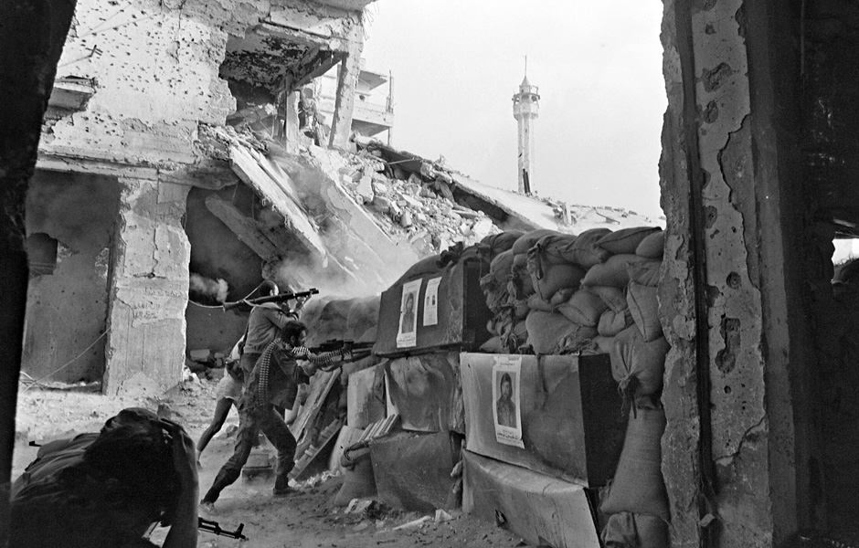 Lübnan İç Savaşı 1975-1990 8