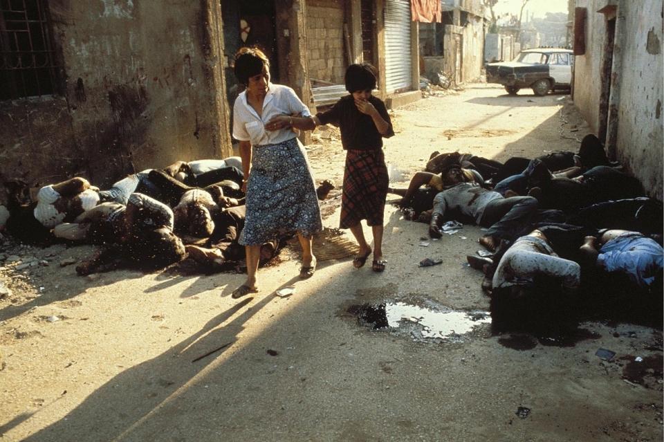 Lübnan İç Savaşı 1975-1990 9