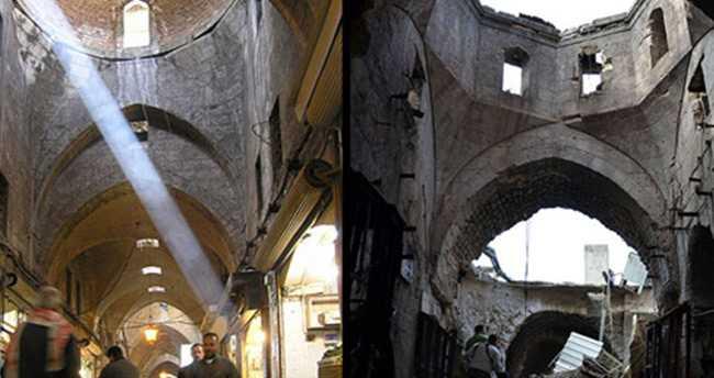 Savaş öncesi ve sonrası Halep 11