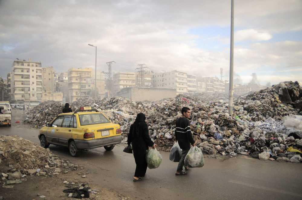 Savaş öncesi ve sonrası Halep 12