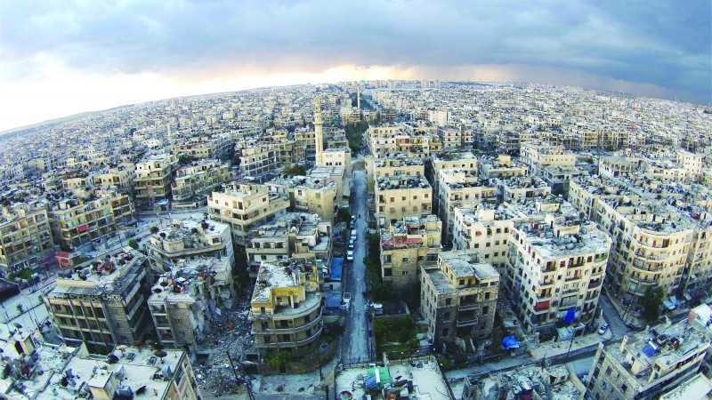 Savaş öncesi ve sonrası Halep 14