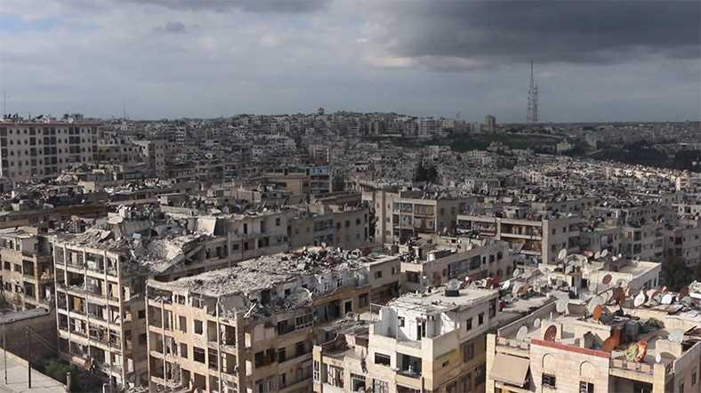 Savaş öncesi ve sonrası Halep 15