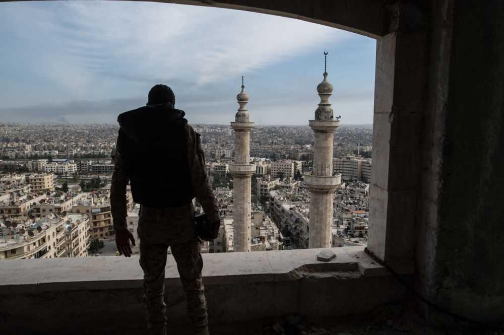 Savaş öncesi ve sonrası Halep 17