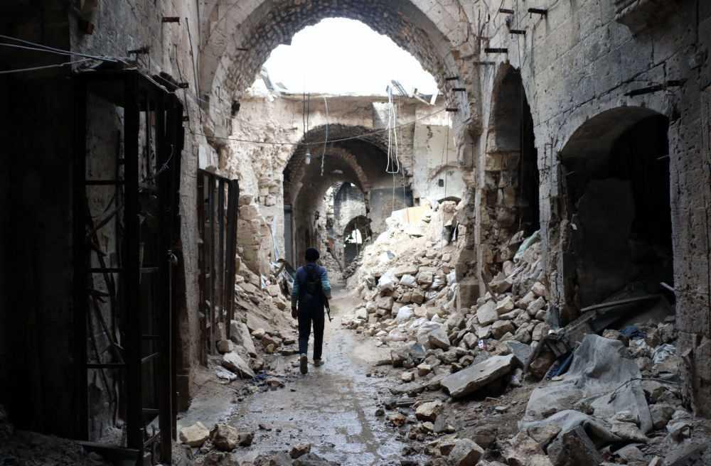 Savaş öncesi ve sonrası Halep 4