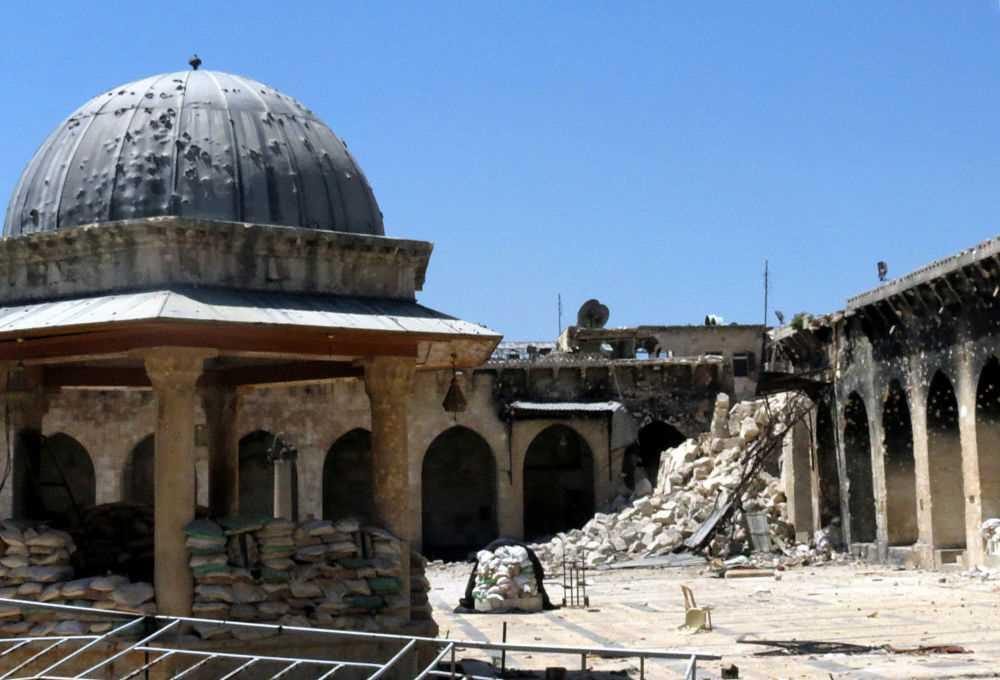 Savaş öncesi ve sonrası Halep 6