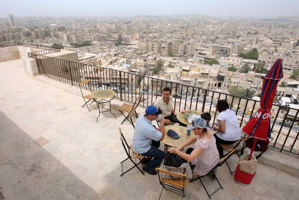 Savaş öncesi ve sonrası Halep 7