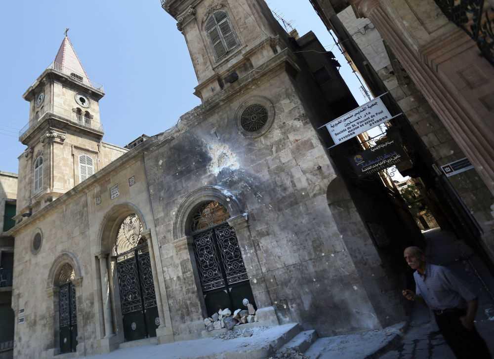Savaş öncesi ve sonrası Halep 9