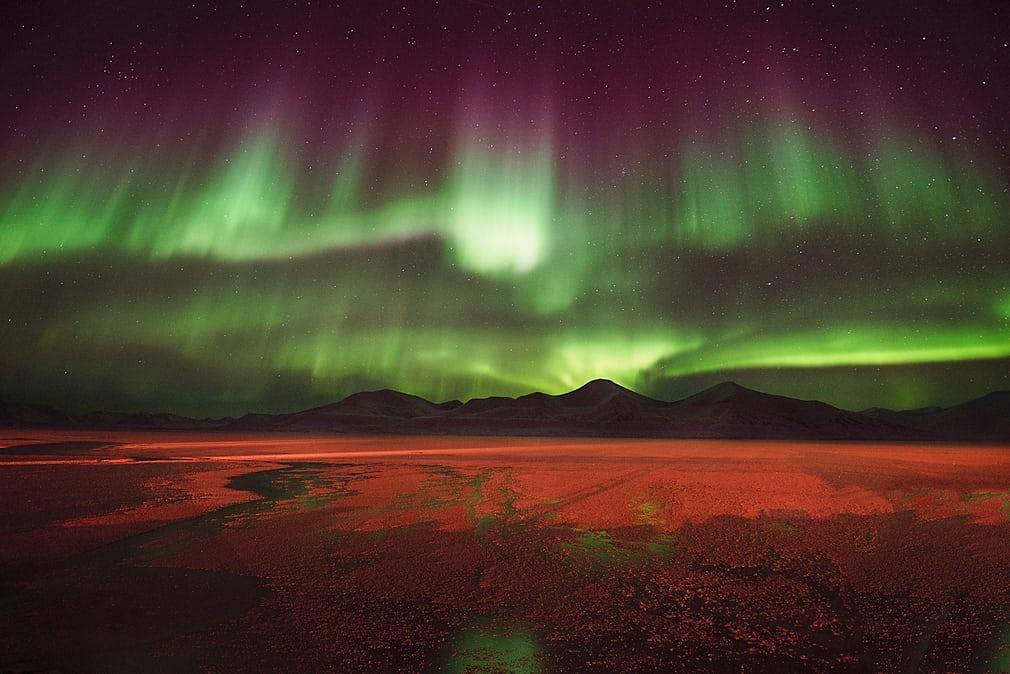 2017 yılının ödüle aday astronomi fotoğrafları 11