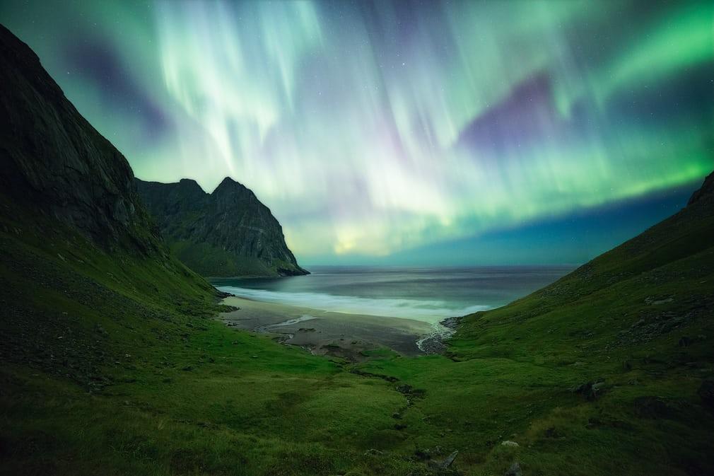 2017 yılının ödüle aday astronomi fotoğrafları 12