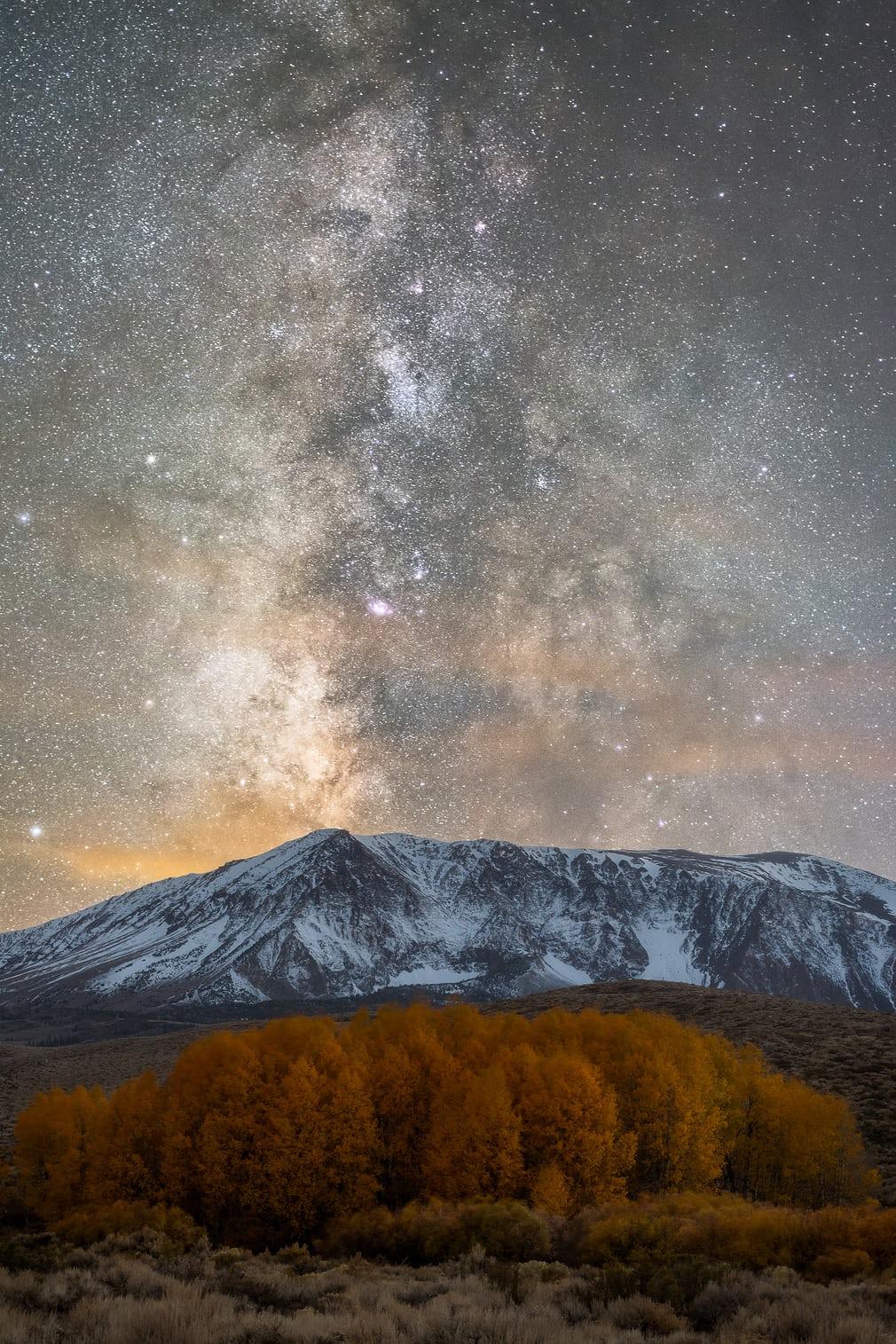 2017 yılının ödüle aday astronomi fotoğrafları 6